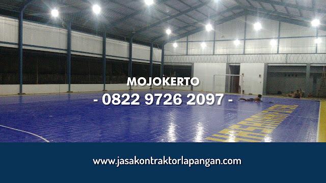 Kontraktor Lapangan Futsal Mojokerto / Jual Lantai Futsal di Mojokerto