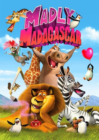Watch Madly Madagascar (2013) Full Movie Online Free No Download
