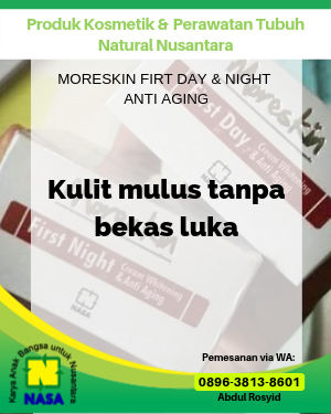 Moreskin First Day and Night Cream Whitening And Anti Aging