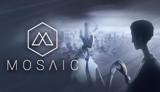 Mosaic is a quest, point-and-click adventure game in which you have to play the role of the most ordinary person from the gray mass, whose life suddenly began to take on colors.