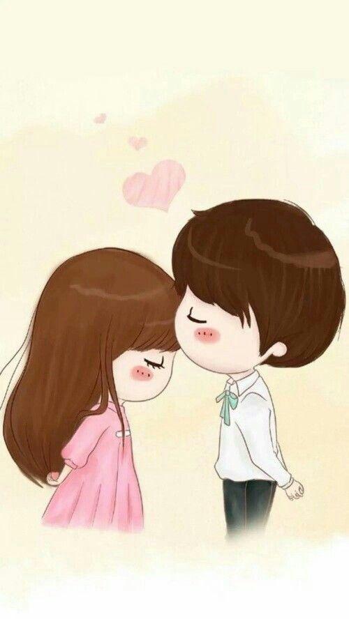 Gambar Kartun Lucu Couple