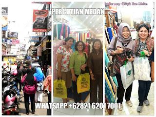 pajak ikan medan indonesia, shopping medan, pakej shopping