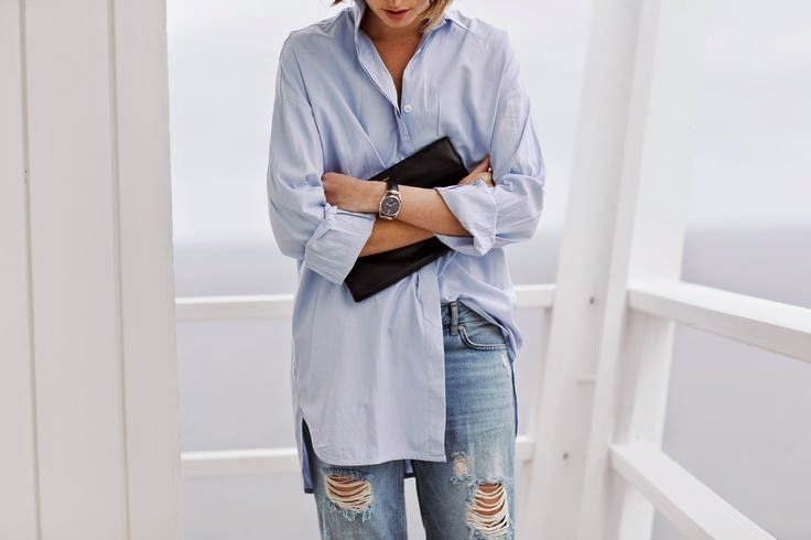 the chronicles of her button down distressed boyfriend jeans