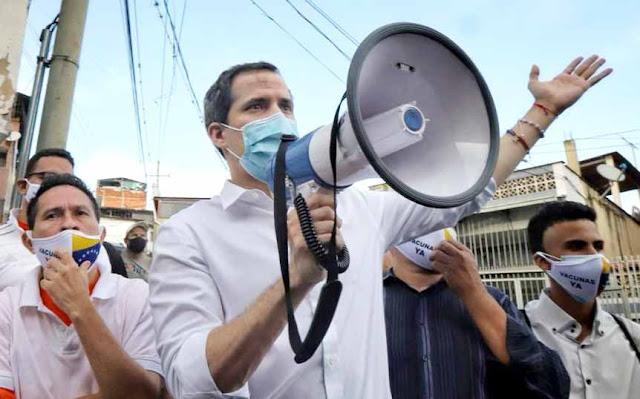 GUAIDÓ: LO QUE UNE HOY A LOS VENEZOLANOS ES LA NECESIDAD DE CAMBIO