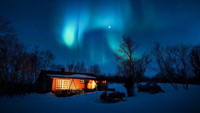 Berikut Tempat Paling Bercahaya untuk Menyaksikan Aurora