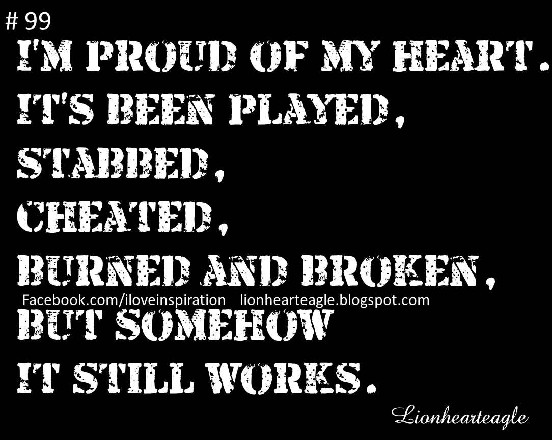 My Heart Is Never Broken