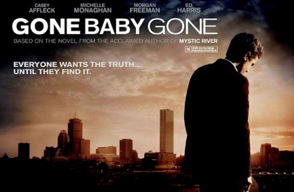 Gone Baby Gone 2007 movie poster