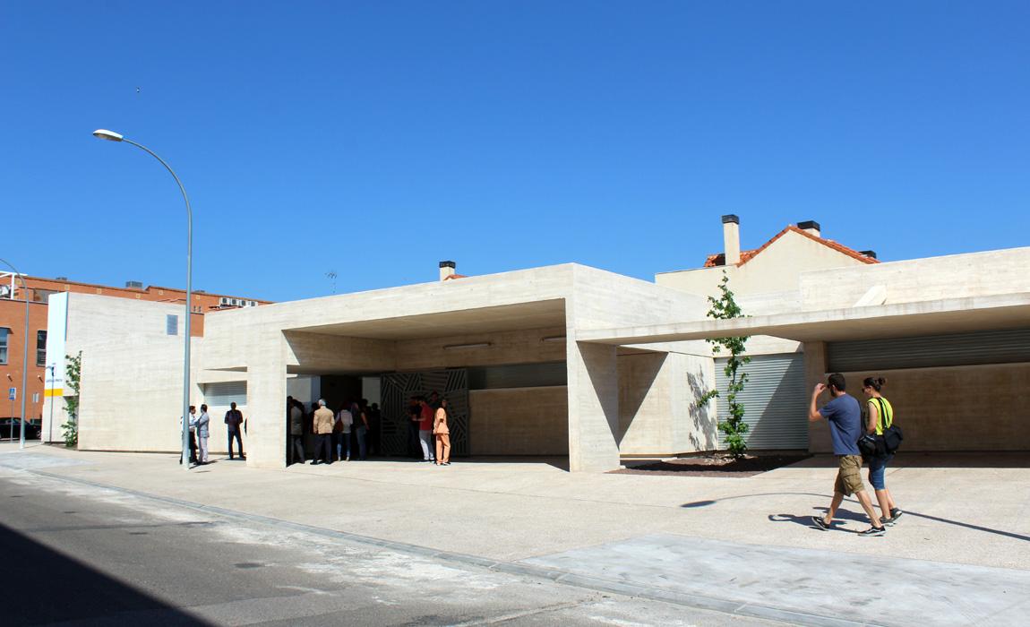El centro de salud de Azucaica reducido a simple consultorio ...