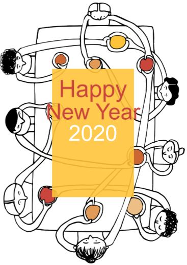 Happy New Year 2020 HD  Images, Wallpapers, Pictures in 1080P