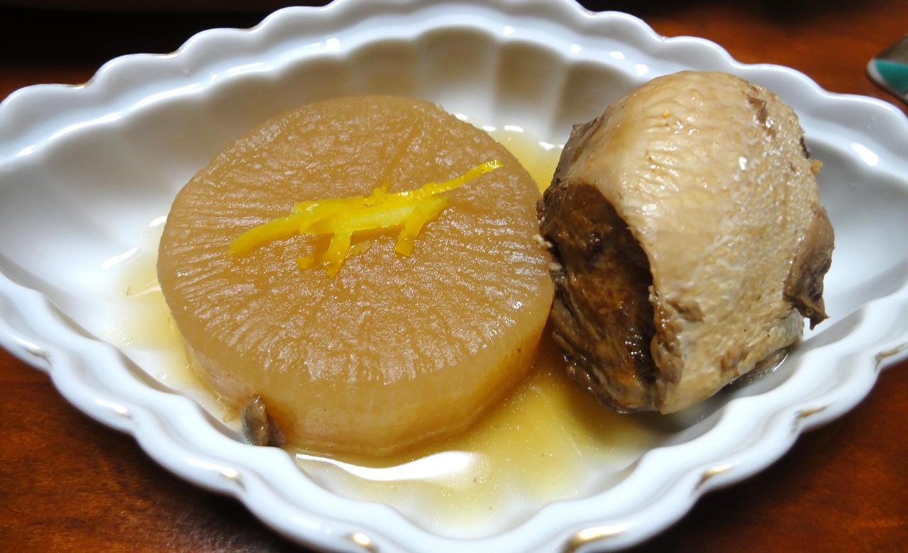 Buri-daikon