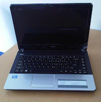 Laptop Baru - acer aspire E1 - 431