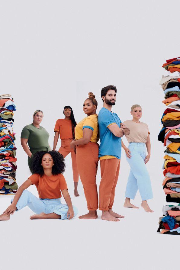 Hering celebra 30 anos da Camiseta World