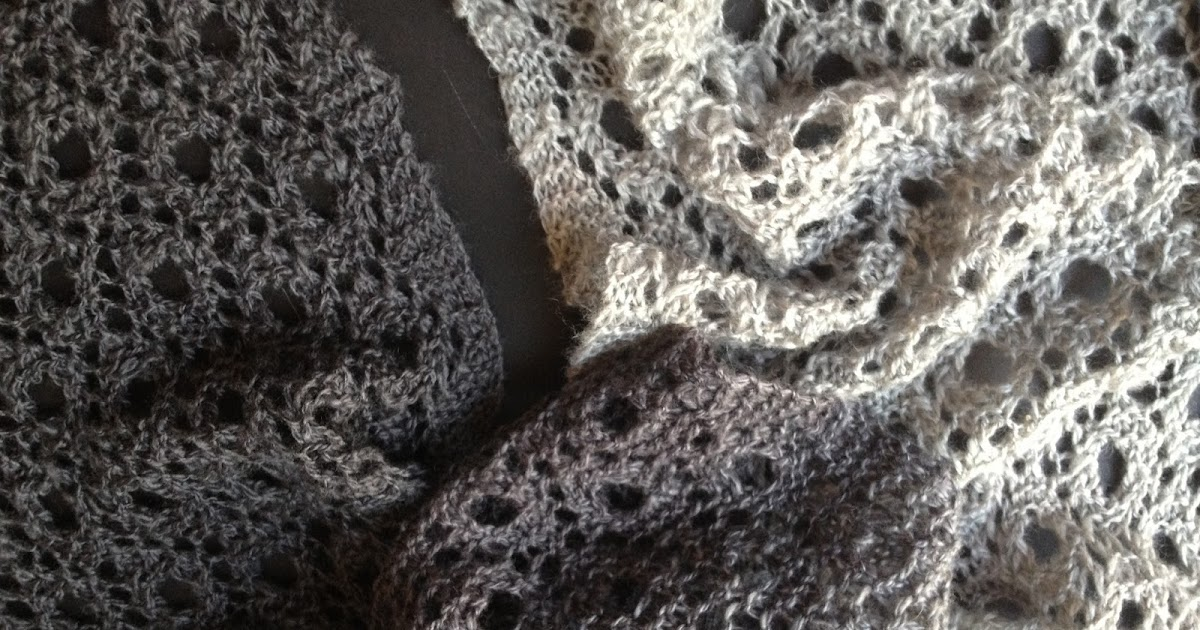 Reversible Circles of Lace