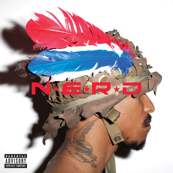 N.E.R.D - Nothing (Deluxe Version) Cover