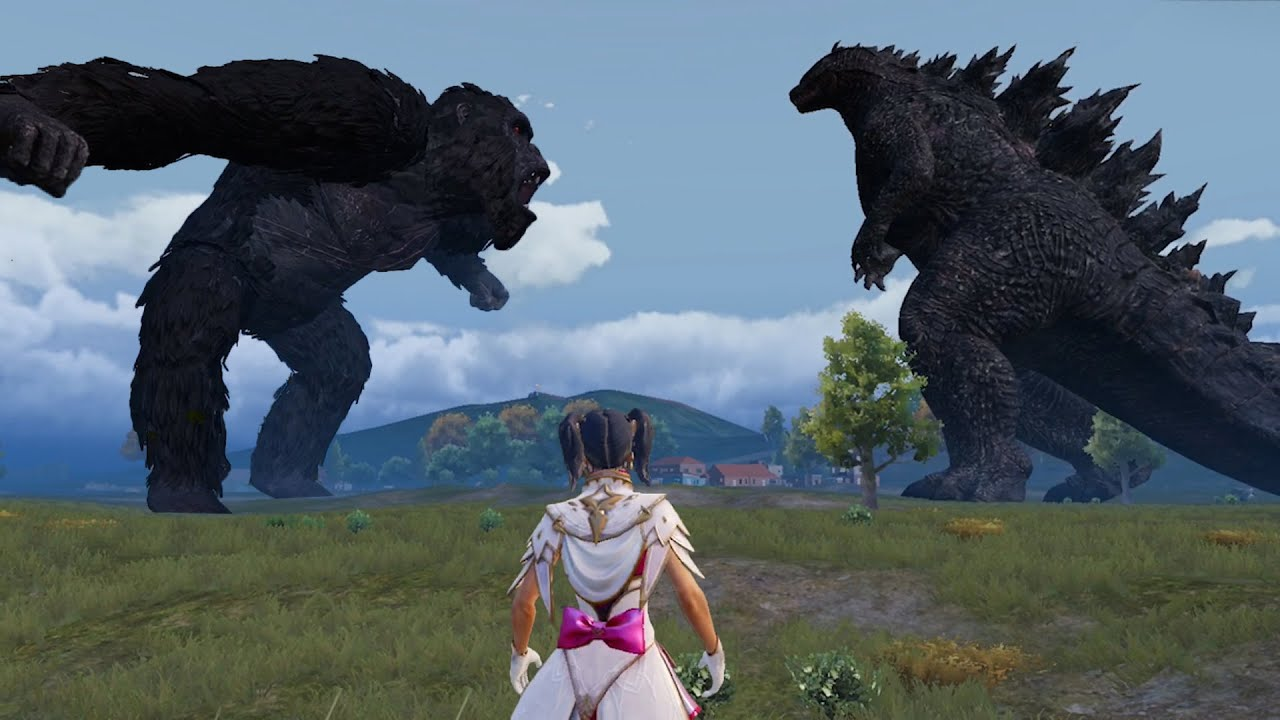 PUBG Mobile x Godzilla vs Kong Collaboration: Things you need to know