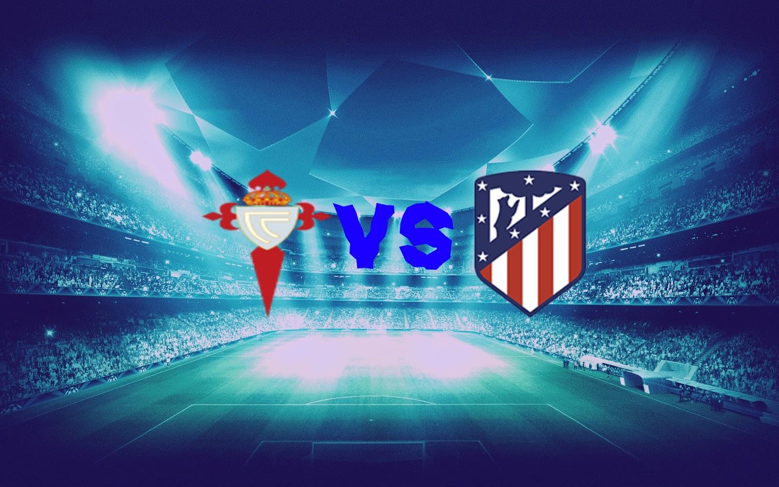نتيجة مباراة اتلتيكو مدريد وسلتا فيغو  اليوم 15-08-2021 الدوري الأسباني