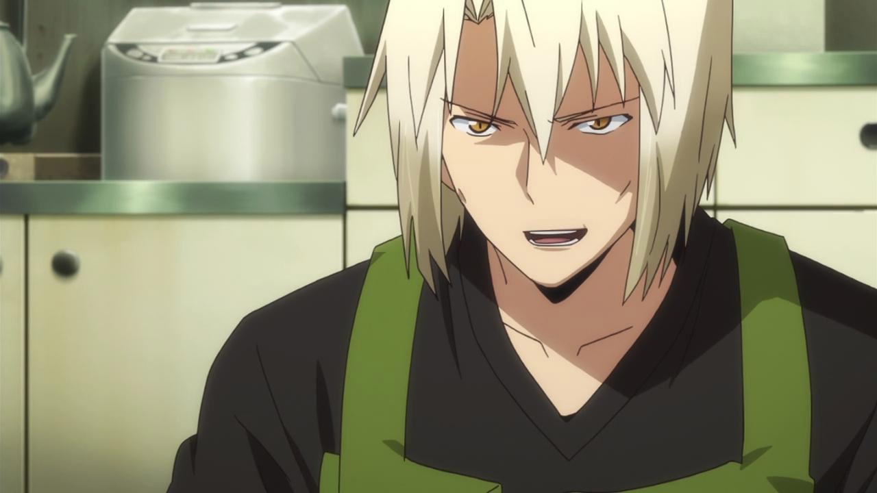 Ashiya Shirou - Hataraku Maou Sama!