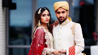Famous Pakistani youtuber Zaid Ali Congratulates His wife Yumnah on 3rd Wedding Anniversary