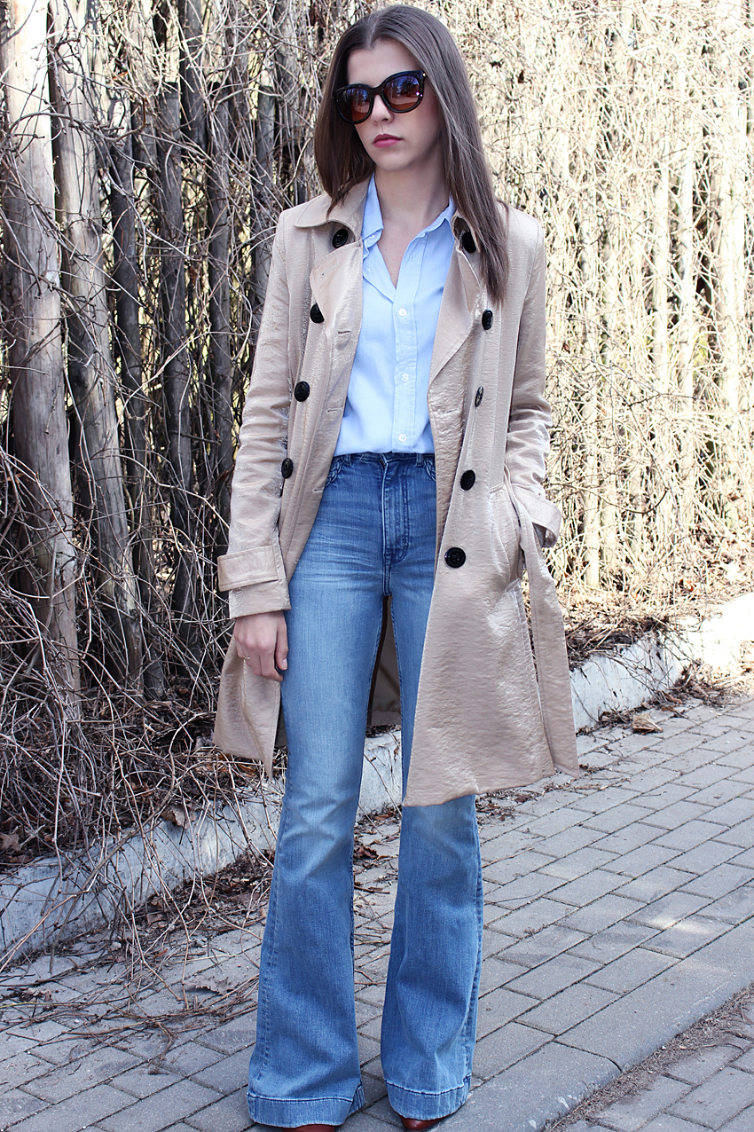 BELL BOTTOMS AND FRINGE BOOTS