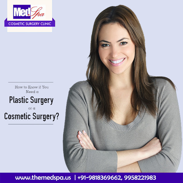 Reasons to opt for plastic surgery in Delhi