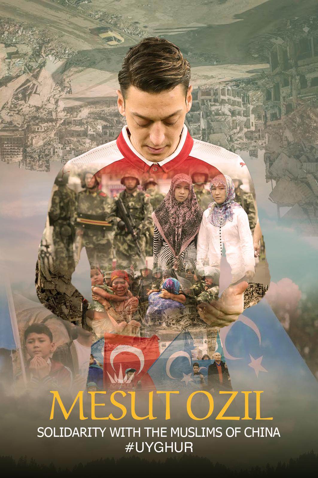 Uyghur Mesut Ozil