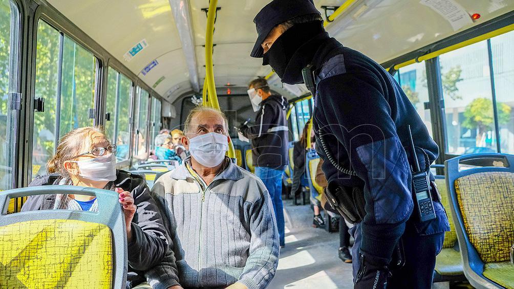 transporte público del AMBA
