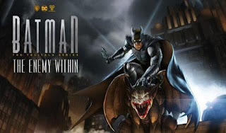 Batman The Enemy Within APK MOD Unlocked Episodes Download For Android
