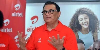 Airtel Kenya boss