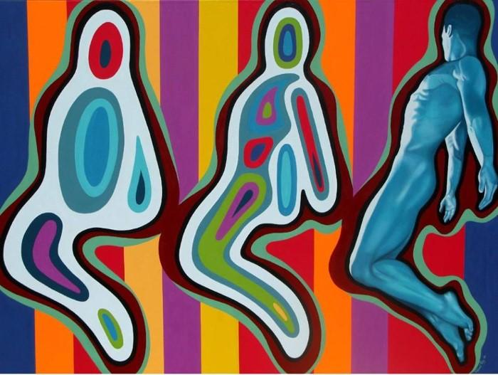 Канадский художник. Pascal Roy