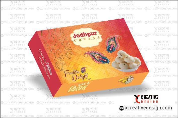 Fancy Sweet Box Design image
