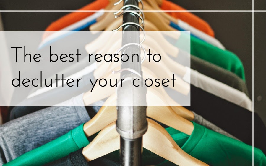 Not so sure about the capsule wardrobe idea?  This might change your mind.