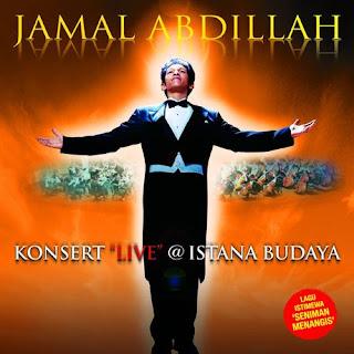 13 Mp3 Musik dan Lagu Melayu Live Corcert Album Jamal Abdillah di Istana Budaya