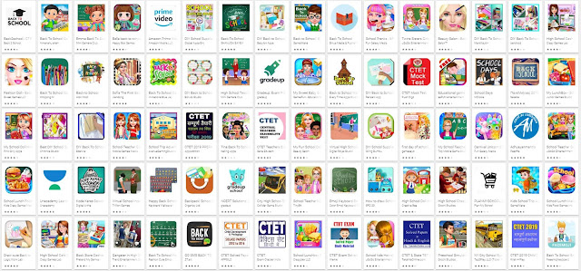 Latest Back to School Mobile Apps Collection - Youth Apps