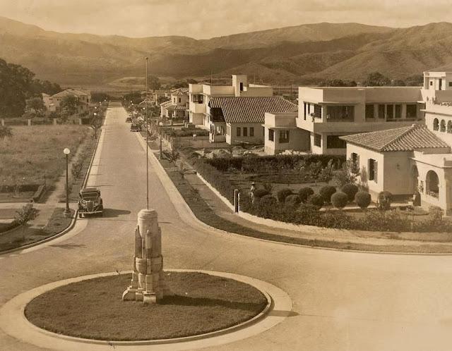Campo Alegre Año 1940