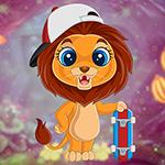 G4K Skate Lion Escape