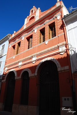 Edificio de 1893 antiguo asilo de San Jose, hoy día Casa de la Cultura