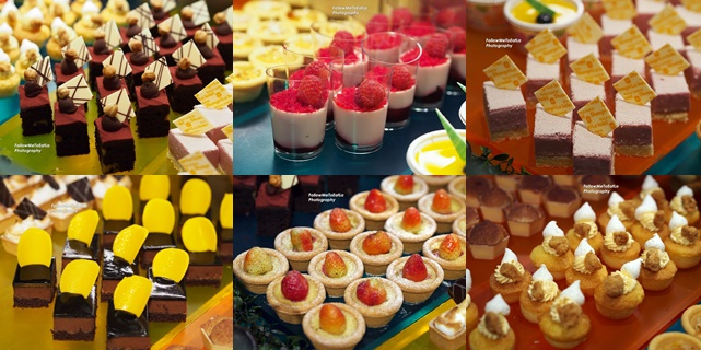 Wide Array Of Cakes & Tarts