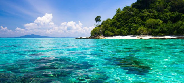 Rüyada deniz görmek ne demek? deniz geçmek, deniz suyunun azalması, denize girmek, deniz kuruması, rüyada denizde yürümek suya batmamak ne anlamı nedir?