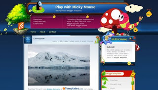 Play with Micky Mouse