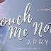 Cover ReVamp - Touch Me Not by Apryl Baker