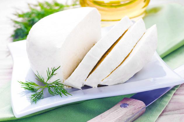 el queso más cardiosaludable