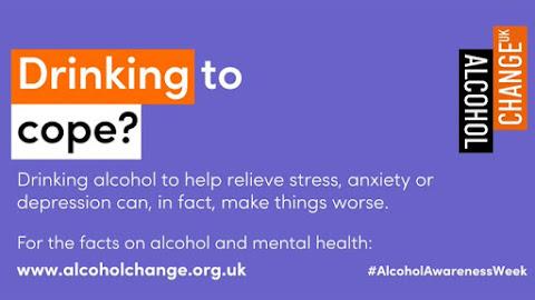 Alcohol Awareness Week 191120