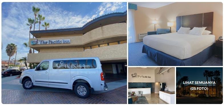 The Pacific Inn 3-Star Hotel In Seal Beach California, United States
