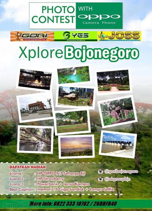 Kontes Foto Xplore Bojonegoro