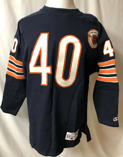 Chicago Bears Gale Sayers Champion Throwbacks jersey