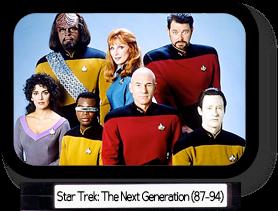 Star Trek: La nouvelle génération (87-94)