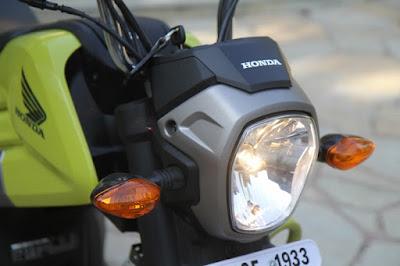 Honda Navi 2016 headlight