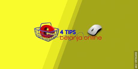 4 Tips Belanja Online Untuk Pemula
