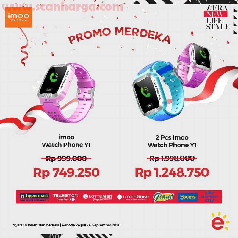 Promo Immo Watch Phone