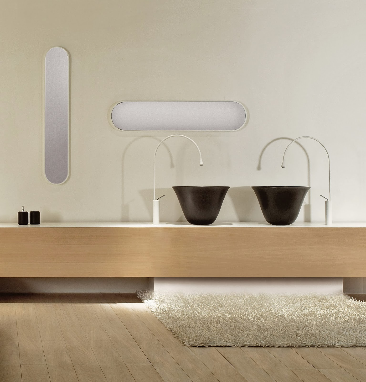 Lisa Mende Design: Gessi Luxury Bath and Kitchen Products